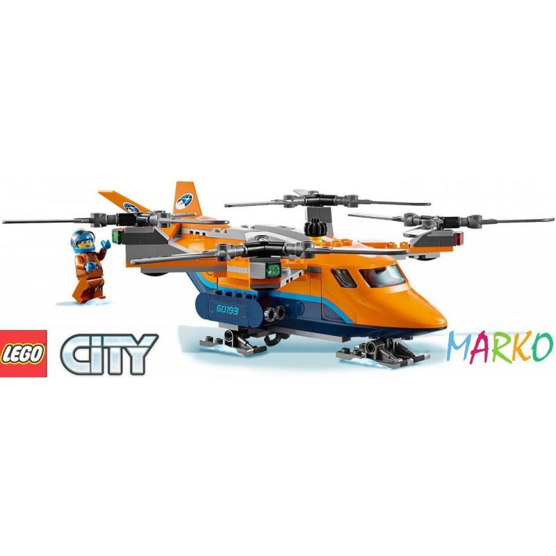 LEGO CITY 60193 ARKTYCZNY TRANSPORT POWIETRZNY