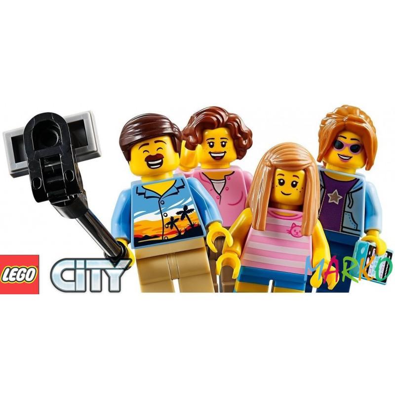 LEGO CITY 60202 NIESAMOWITE PRZYGODY