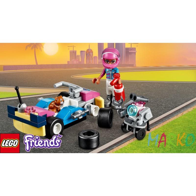 LEGO FRIENDS 41348 FURGONETKA USŁUGOWA