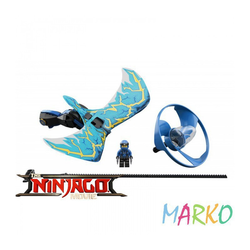 LEGO NINJAGO 70646 DRAGON MASTERS JAY