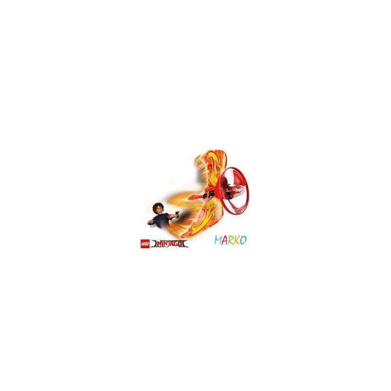 LEGO NINJAGO 70647 SMOCZY MISTRZ KAI