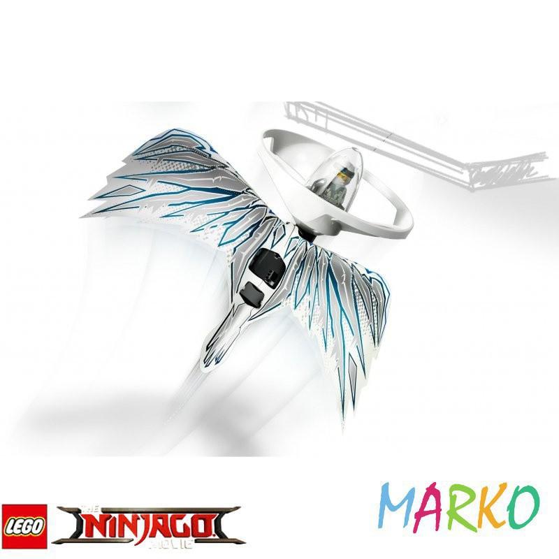 LEGO NINJAGO 70648 SMOCZY MISTRZ ZANE