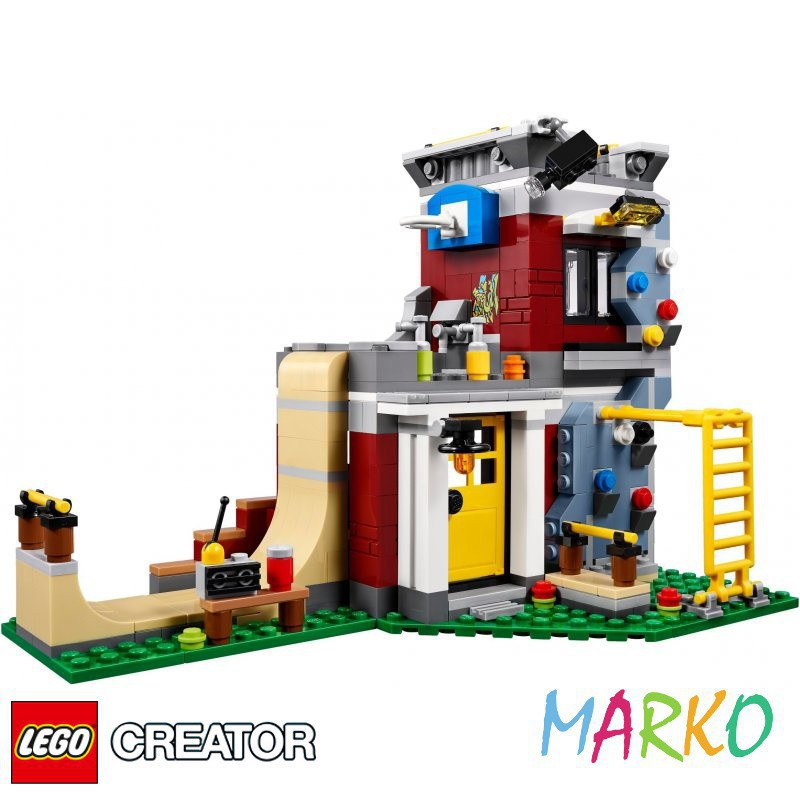 LEGO CREATOR 31081 SKATEPARK