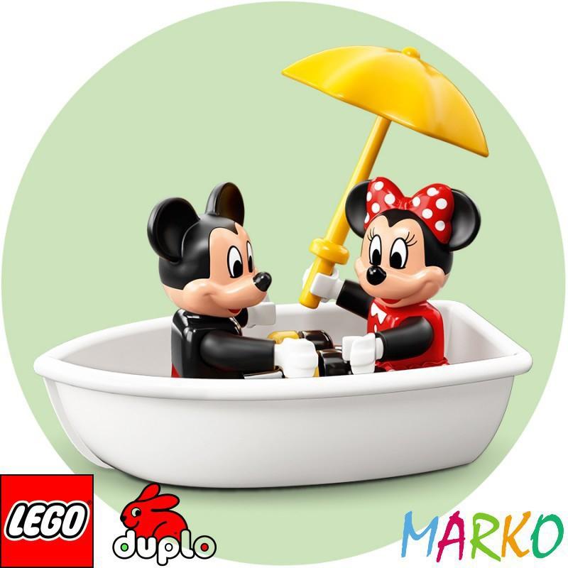 LEGO DUPLO 10881 DISNEY ŁÓDKA MICKIEGO