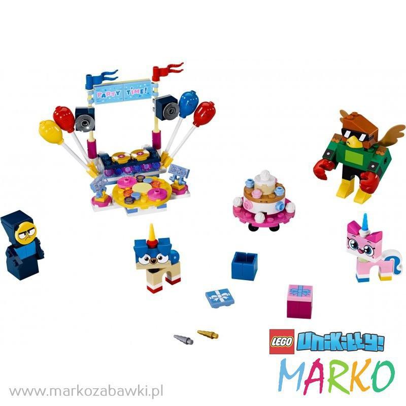 LEGO UNIKITTY 41453 CZAS NA IMPREZĘ