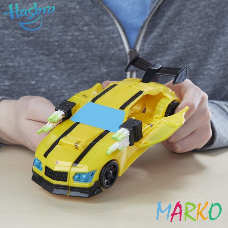 HASBRO TRANSFORMERS ACTION ATTACKERS ULTRA BUMBLEBEE