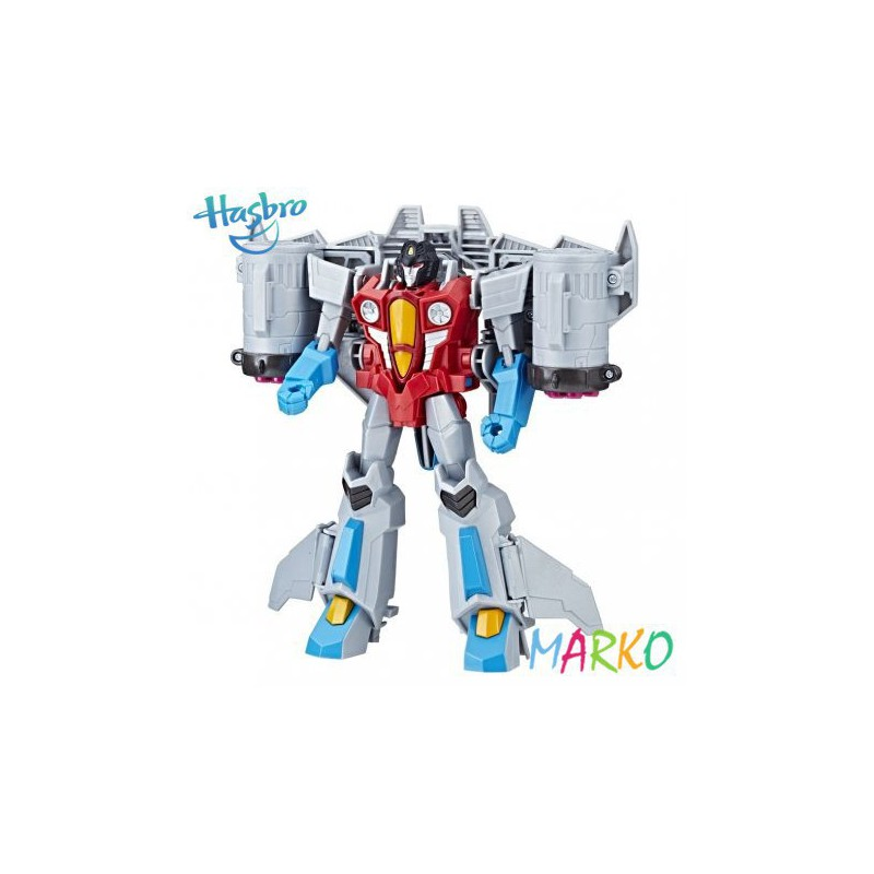 HASBRO TRANSFORMERS ACTION ATTACKERS ULTRA STARSCREAM