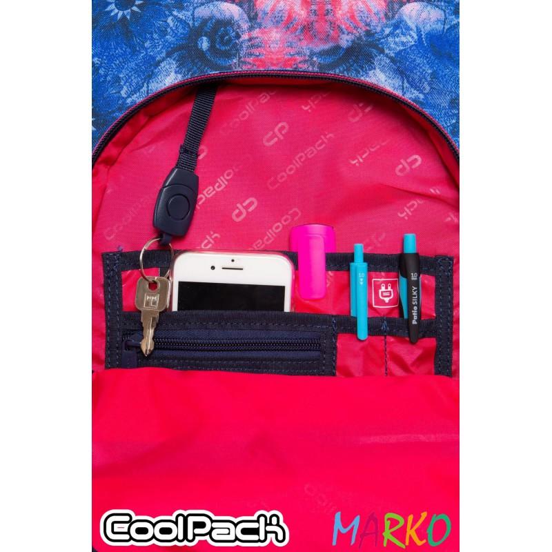 COOLPACK PLECAK BASIC PLUS 27L PINK MAGNOLIA-B03011