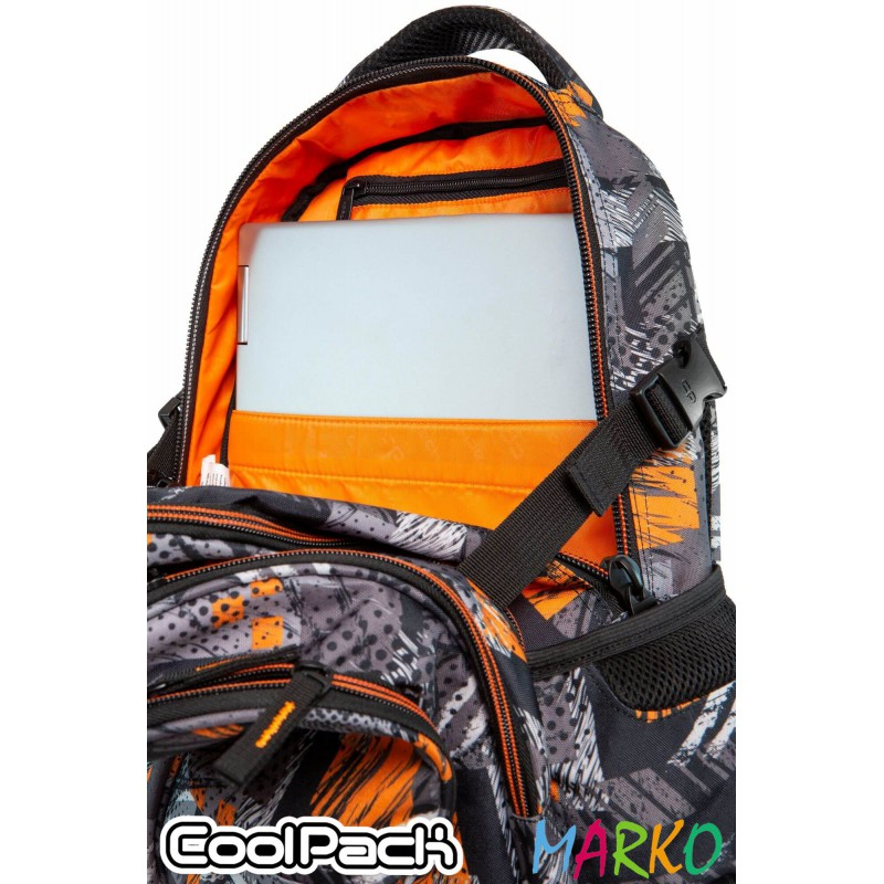 COOLPACK PLECAK FACTOR 29L DESERT STORM-B02001