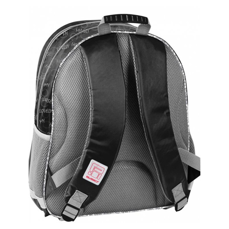 COOLPACK PIÓRNIK CAMPUS CAMO BLACK BADGES-A62111