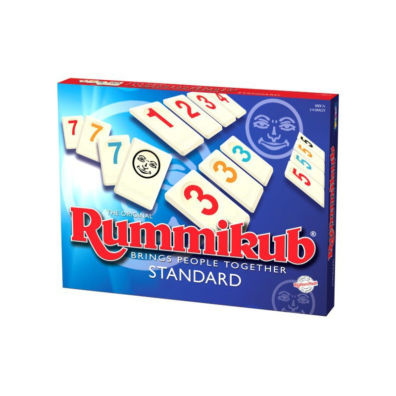 RUMMIKUB GRA STANDARD - LEMADA