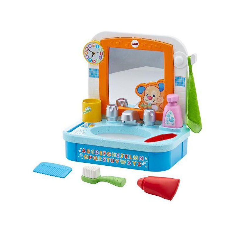 FISHER PRICE UMYWALKA MALUCHA - Mattel
