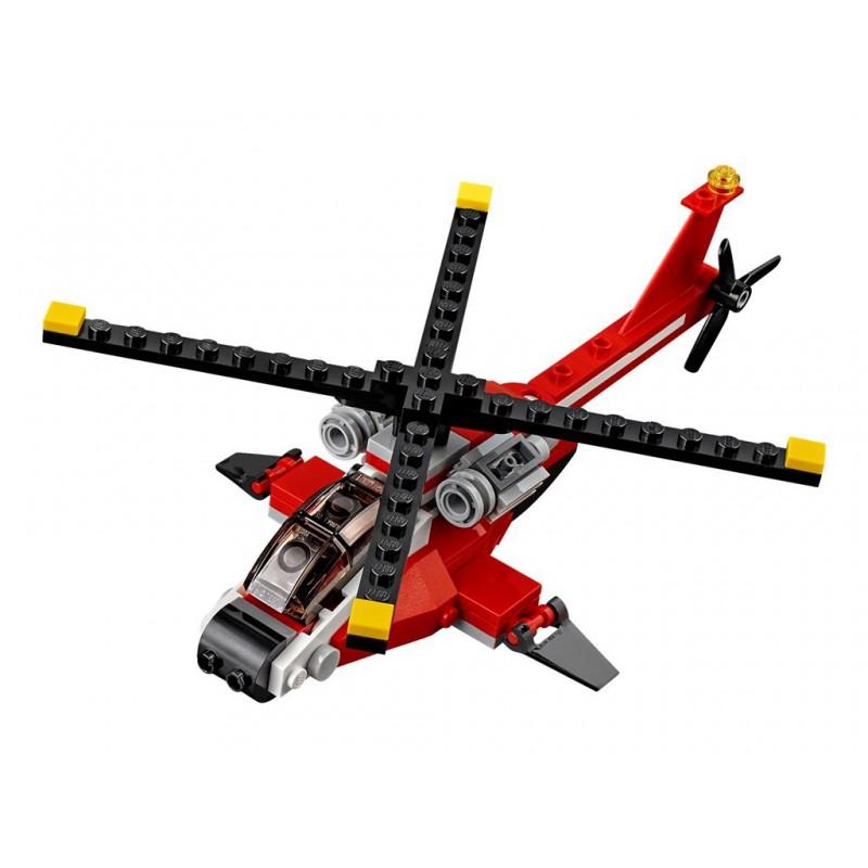 LEGO CREATOR 31057 POŻERACZ PRZESTWORZY
