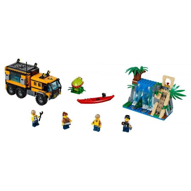 LEGO CITY 60160 MOBILNE LABORATORIUM