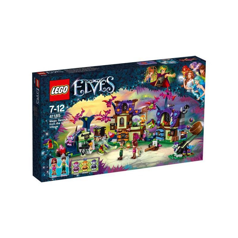 LEGO ELVES 41185  MAGICZNIE URATOWANI Z WIOSKI GOBLINÓW