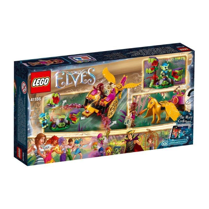 LEGO ELVES 41186  AZAIR I LEŚNA UCIECZKA
