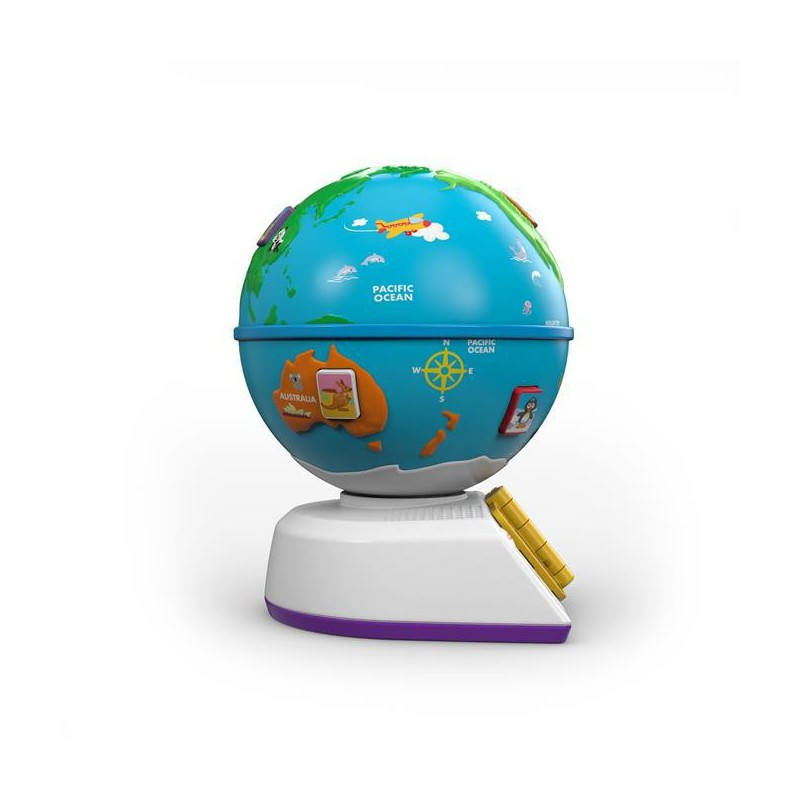 Fisher Price Ucz się i śmiej SS Edukacyjny Globus Odkrywcy