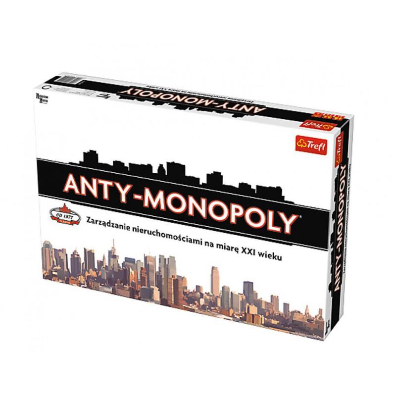 TREFL GRA ANTY MONOPOLY
