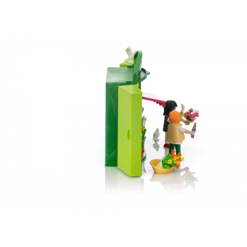 PLAYMOBIL BOX 5639 KWIACIARNIA