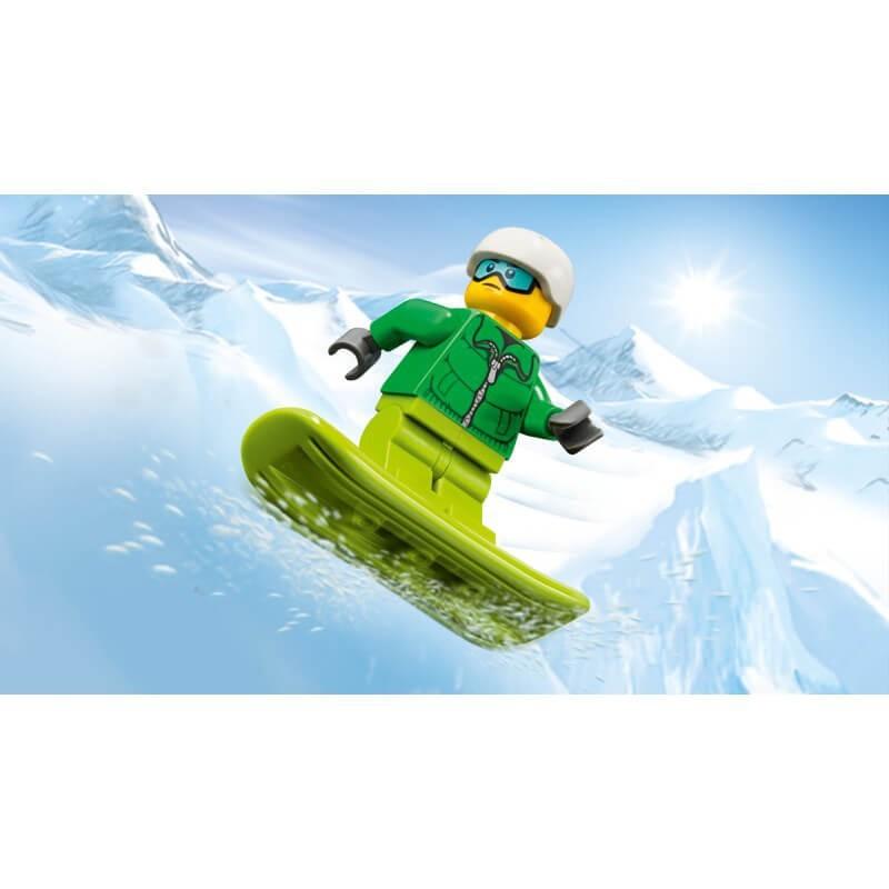 LEGO CITY 60179 HELIKOPTER MEDYCZNY