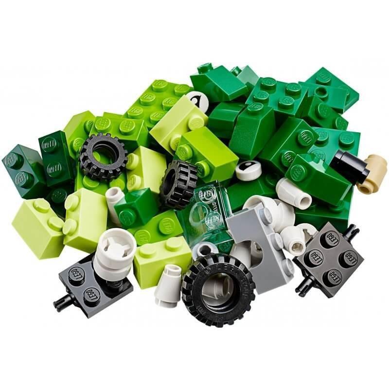 LEGO CLAASIC 10708 ZESTAW ZIELONY