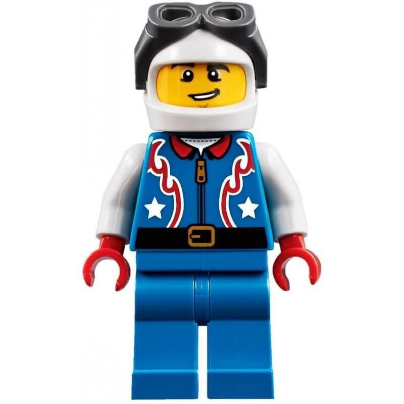 LEGO CREATOR 31076 SAMOLOT KASKADERSKI
