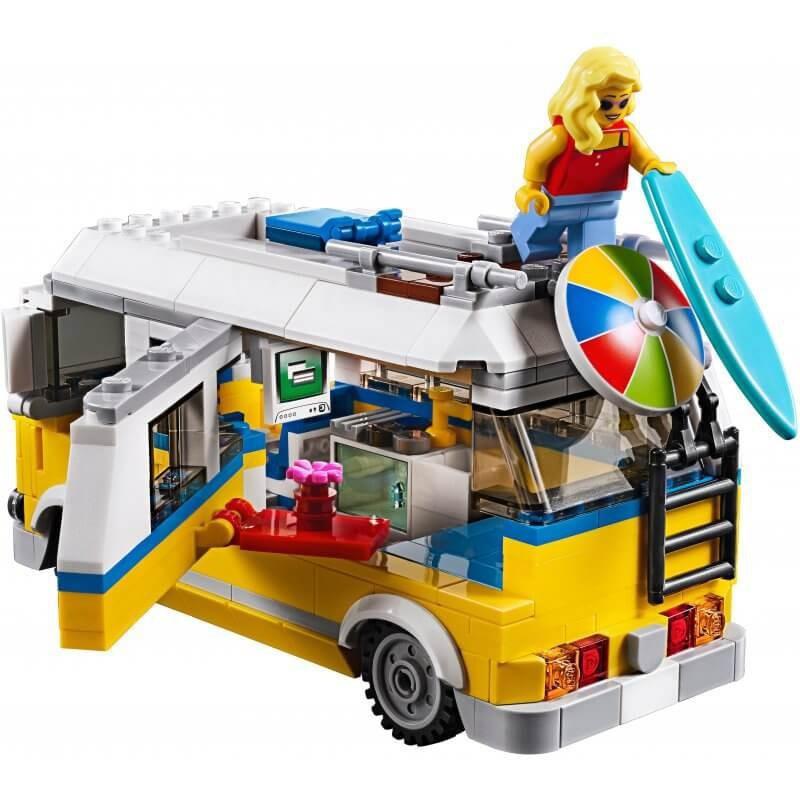 LEGO CREATOR 31079 VAN SURFERÓW