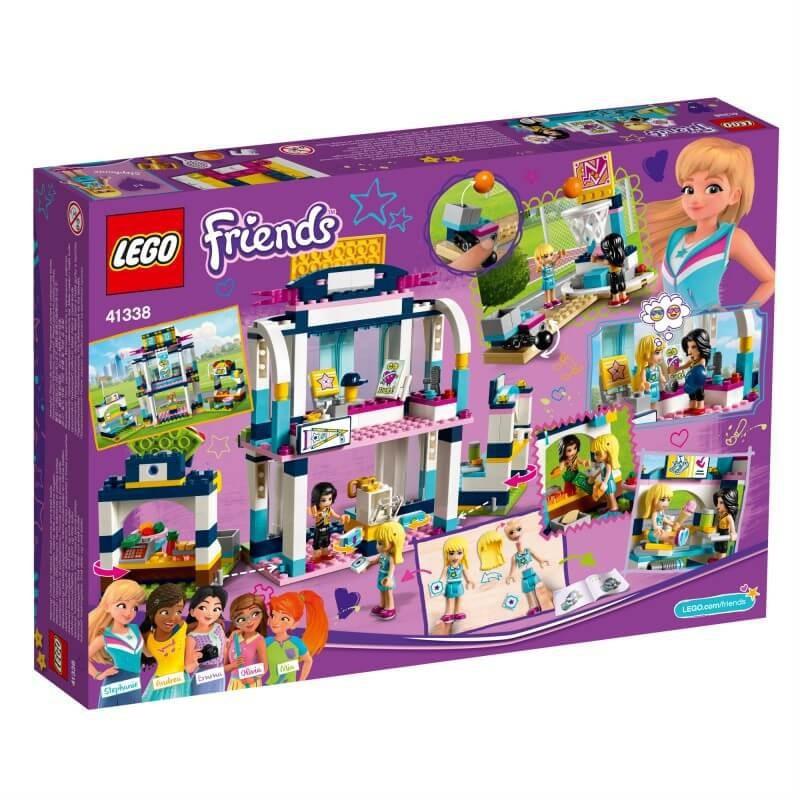 LEGO FRIENDS 41338 STADION SPORTOWY STEPHANIE