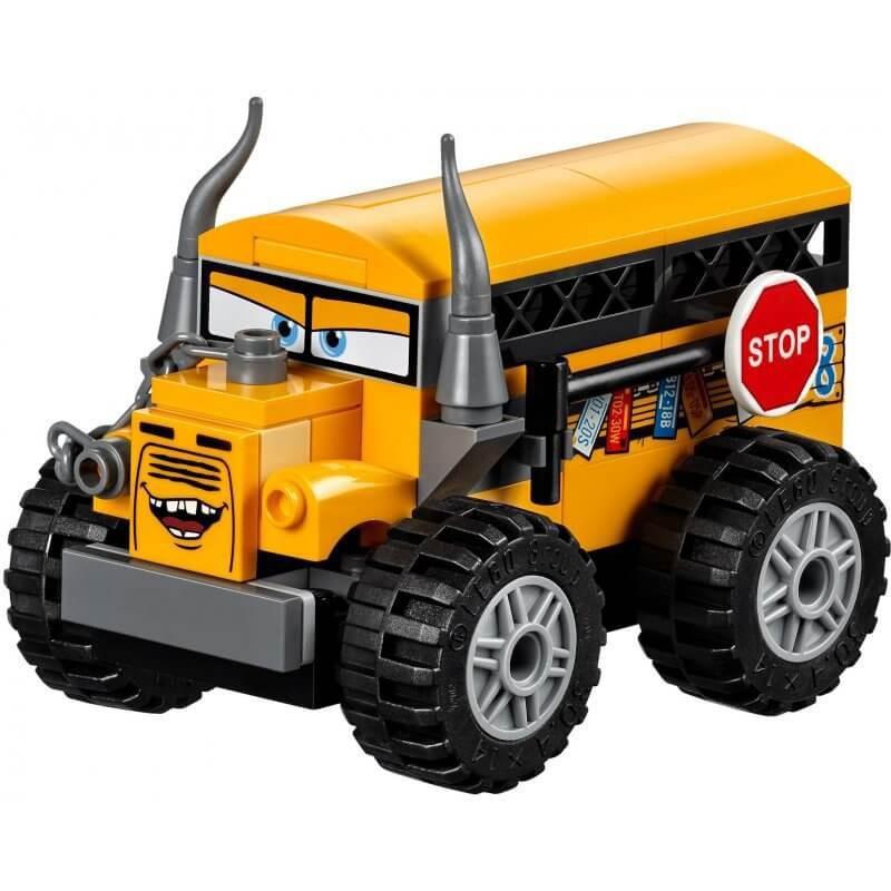 LEGO JUNIORS 10744 SZALONA ÓSEMKA