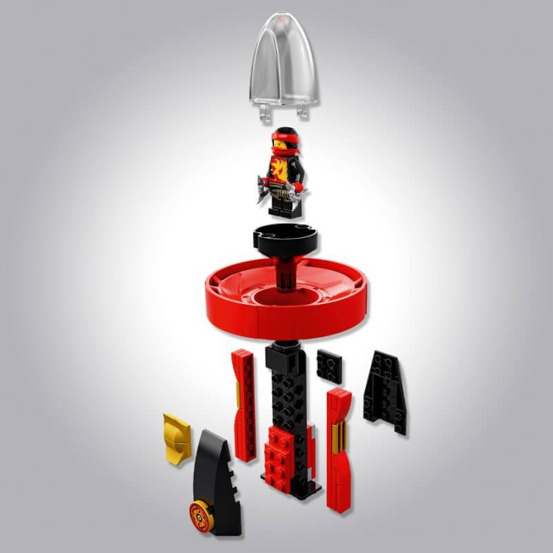 LEGO NINJAGO 70633 KAI MISTZR SPINJITZU
