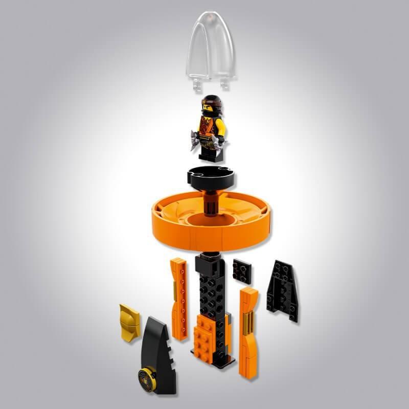LEGO NINJAGO 70637 COLE MISTRZ SPINITZU