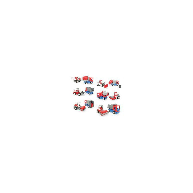 WADER AUTO-TECH TRUCKSET 2SZT