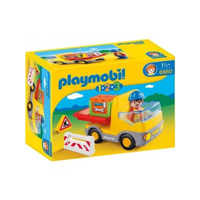 PLAYMOBIL 6960 WYWROTKA