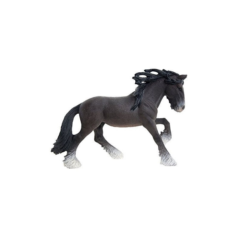 SCHLEICH WORLD OF HORSES OGIER RASY SHIRE