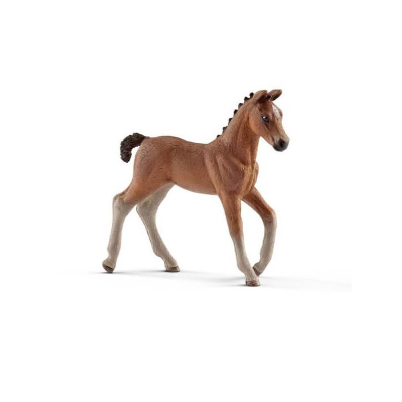 SCHLEICH WORLD OF HORSES ŹREBAK RASY HANOVER