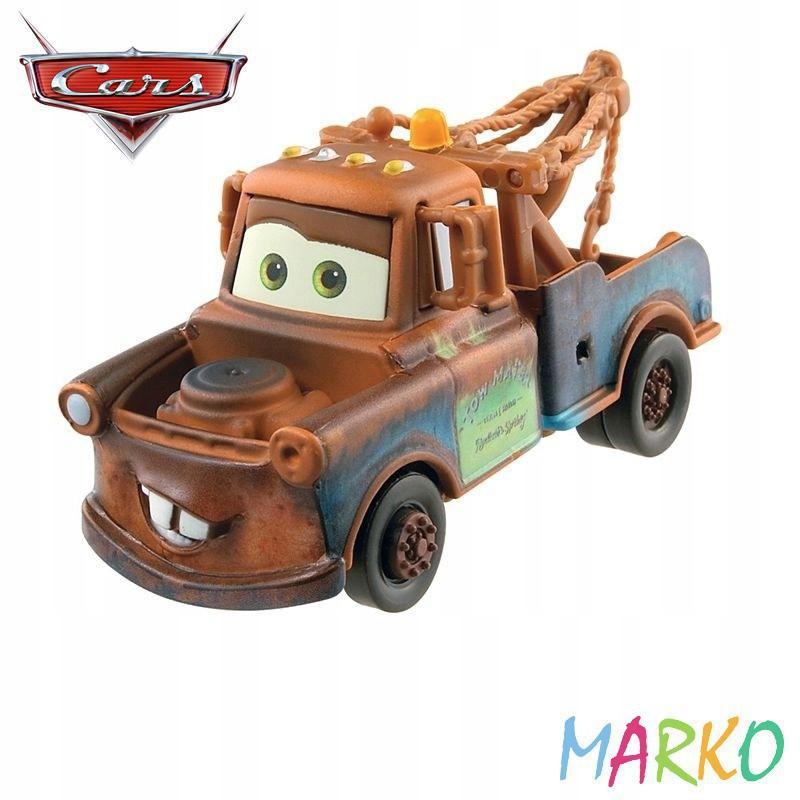 MATTEL CARS 3-  MARTIN ZŁOMEK